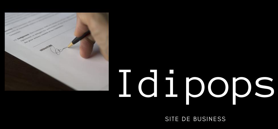 Idipops